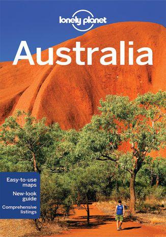 Okładka książki/ebooka Australia. Przewodnik Lonely Planet