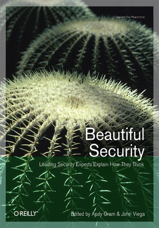 Okładka książki/ebooka Beautiful Security. Leading Security Experts Explain How They Think