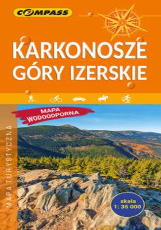 Okładka książki/ebooka Karkonosze Góry Izerskie wersja laminowana