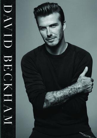 Okładka książki/ebooka David Beckham