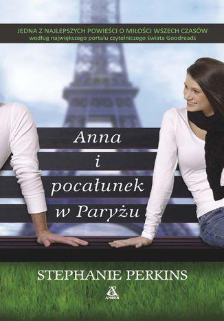 Okładka książki/ebooka Anna i pocałunek w Paryżu