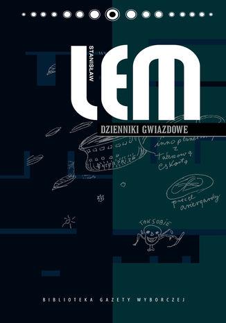 Okładka książki/ebooka Dzienniki gwiazdowe