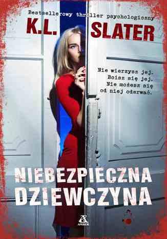 Okładka książki/ebooka Niebezpieczna dziewczyna
