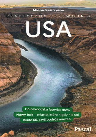 Okładka książki/ebooka USA Przewodnik Praktyczny