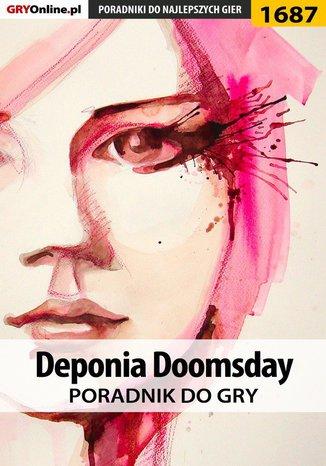 Okładka książki/ebooka Deponia Doomsday - poradnik do gry