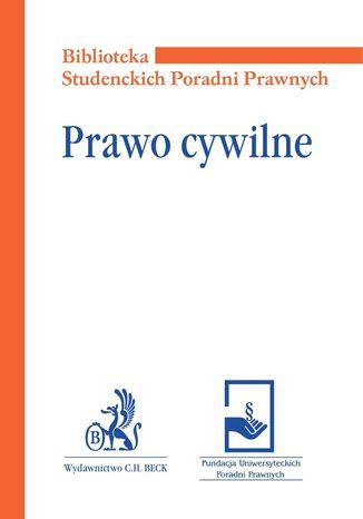 Okładka książki/ebooka Prawo cywilne
