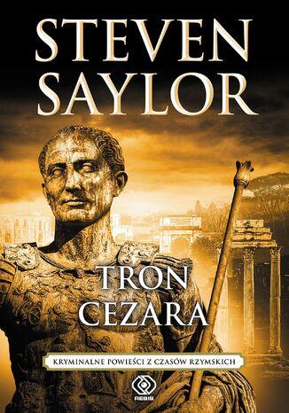 Okładka książki/ebooka Tron Cezara