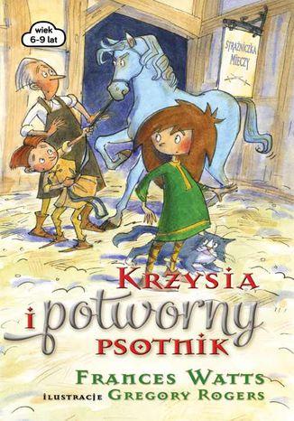 Okładka książki/ebooka Krzysia i potworny psotnik