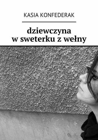 Okładka książki/ebooka Dziewczyna w sweterku z wełny