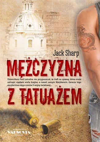 Okładka książki/ebooka Mężczyzna z tatuażem
