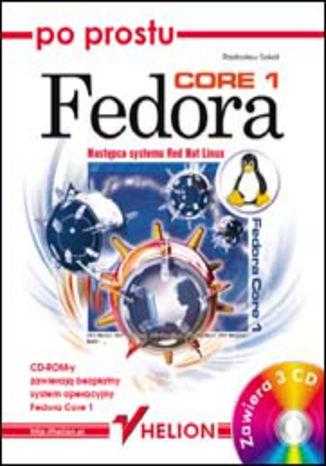 Okładka książki/ebooka Po prostu Fedora Core 1
