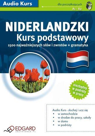 Okładka książki/ebooka Niderlandzki Kurs Podstawowy