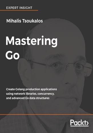 Okładka książki/ebooka Mastering Go