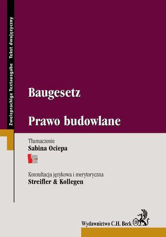Okładka książki/ebooka Baugesetz. Prawo budowlane