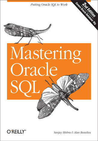 Okładka książki/ebooka Mastering Oracle SQL. 2nd Edition
