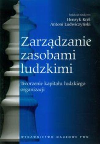 Okładka książki/ebooka Zarządzanie zasobami ludzkimi