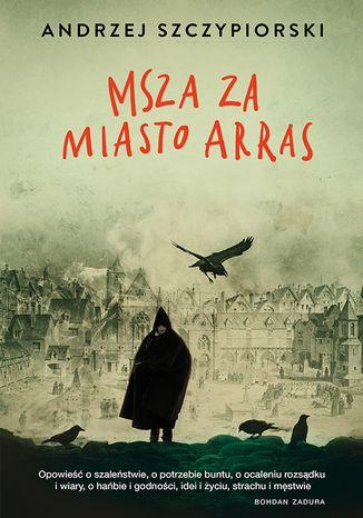 Okładka książki/ebooka Msza za miasto Arras