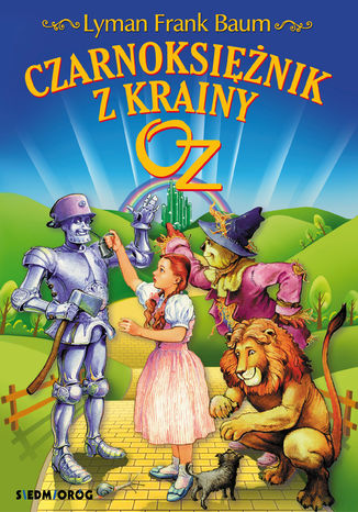 Okładka książki/ebooka Czarnoksiężnik z krainy Oz