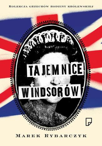 Okładka książki/ebooka Tajemnice Windsorów