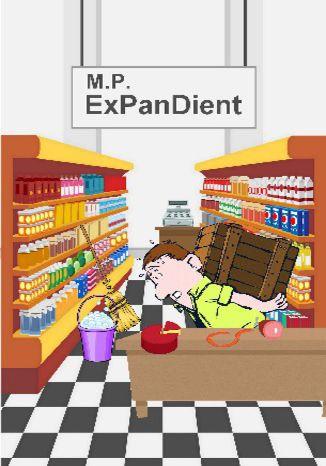 Okładka książki/ebooka ExPanDient