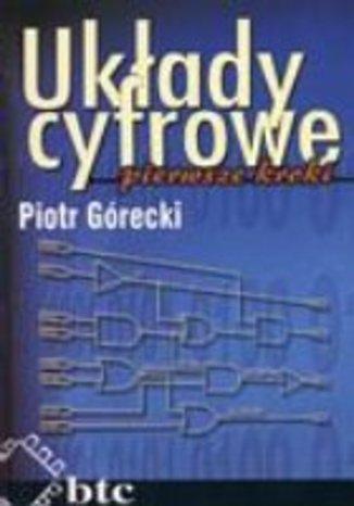 Okładka książki/ebooka Układy cyfrowe pierwsze kroki