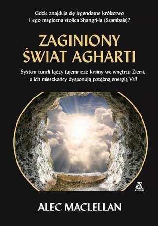 Okładka książki/ebooka Zaginiony świat Agharti
