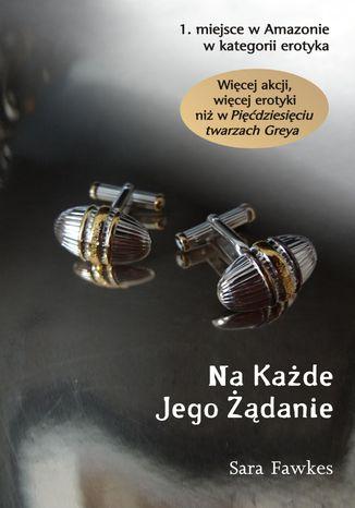 Okładka książki/ebooka Na każde jego żądanie