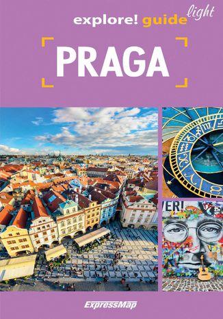 Okładka książki/ebooka Praga light: przewodnik