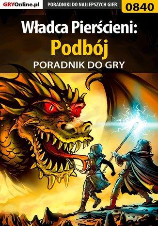 Okładka książki/ebooka Władca Pierścieni: Podbój - poradnik do gry