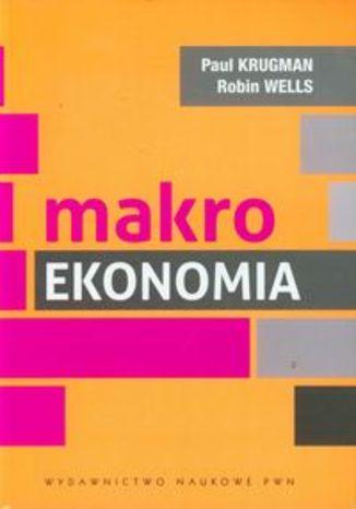 Okładka książki/ebooka Makroekonomia