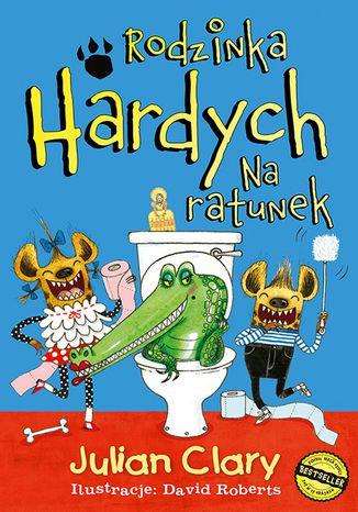 Okładka książki/ebooka Rodzinka Hardych Na ratunek