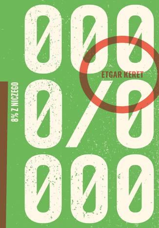 Okładka książki/ebooka 8% z niczego