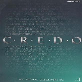 Okładka książki Credo. Tom 1