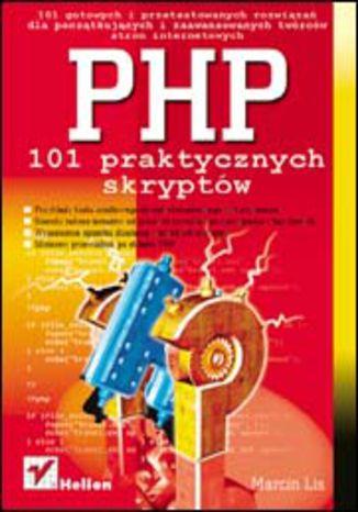 Okładka książki/ebooka PHP. 101 praktycznych skryptów