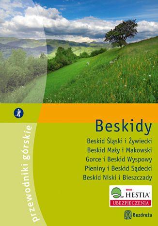 Okładka książki/ebooka Beskidy. Przewodniki górskie. Wydanie 2
