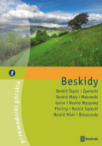 Okładka książki Beskidy. Przewodniki górskie. Wydanie 1