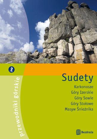 Okładka książki Sudety. Przewodniki górskie