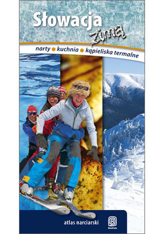 Okładka książki Słowacja Zimą (wydanie II)