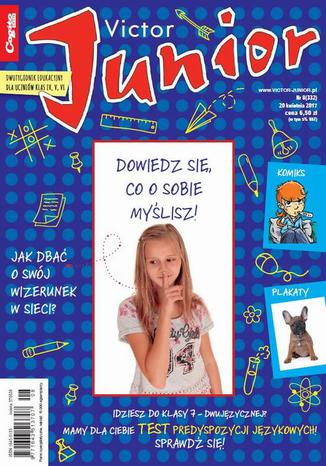 Okładka książki/ebooka Victor Junior nr 8 (332)