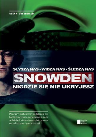 Okładka książki/ebooka Snowden
