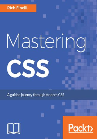 Okładka książki/ebooka Mastering CSS