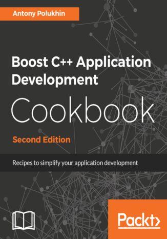 Okładka książki/ebooka Boost C++ Application Development Cookbook - Second Edition