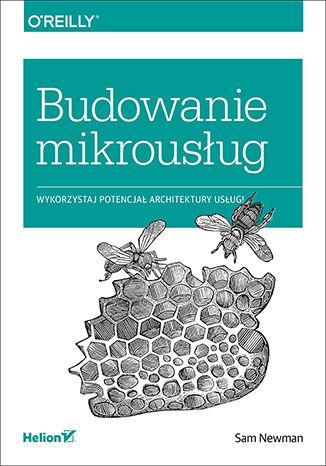 Okładka książki Budowanie mikrousług