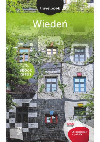 Okładka książki/ebooka Wiedeń. Travelbook. Wydanie 1