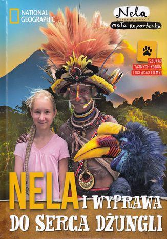 Okładka książki/ebooka Nela i wyprawa do serca dżungli