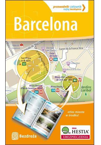 Okładka książki/ebooka Barcelona. Przewodnik - Celownik. Wydanie 1