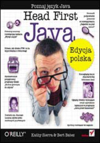 Okładka książki/ebooka Head First Java. Edycja polska (Rusz głową!)