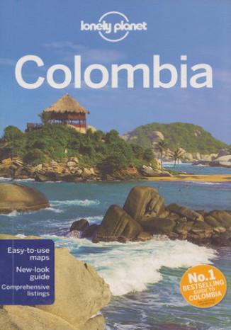 Okładka książki/ebooka Colombia (Kolumbia). Przewodnik Lonely Planet