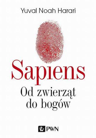 Okładka książki/ebooka Sapiens. Od zwierząt do bogów