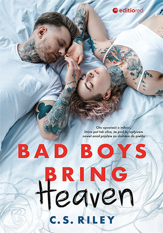 Okładka książki/ebooka Bad Boys Bring Heaven